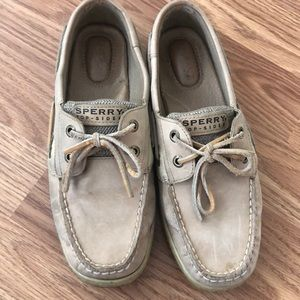 Sperry top sider 7.5 w